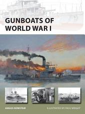 Gunboats of World War I