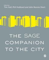 The SAGE Companion to the City PDF