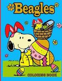 Beagles Coloring Book