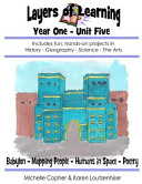 Layers of Learning Year One Unit Five