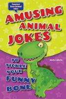 Amusing Animal Jokes to Tickle Your Funny Bone PDF