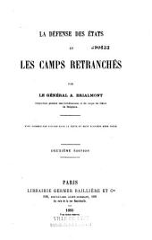 La défense des Etats et les camps retranchés