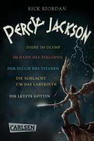 Percy Jackson  Band 1 5 der spannenden Abenteuer Serie in einer E Box   Percy Jackson  PDF