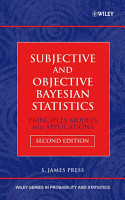 Subjective and Objective Bayesian Statistics PDF