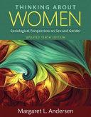Thinking about Women PDF
