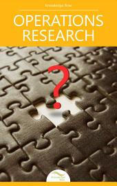 Operations Research: by Knowledge flow