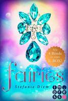 Fairies  Alle vier magischen Feen B  nde in einer E Box  PDF