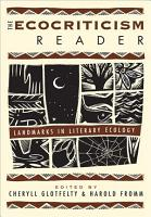 The Ecocriticism Reader PDF
