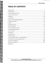 Eldorado National Forest (N.F.), Kirkwood Mountain Resort, 2003 Mountain Master Development Plan: Environmental Impact Statement