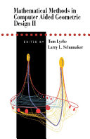 Mathematical Methods in Computer Aided Geometric Design II