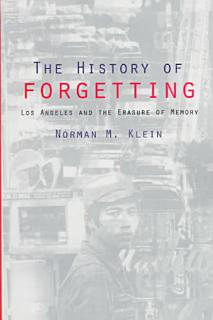 The History of Forgetting Book