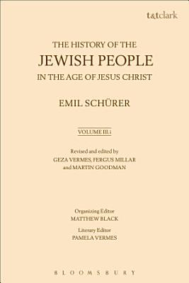 The History of the Jewish People in the Age of Jesus Christ  Volume 3 i PDF