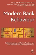Modern Bank Behaviour PDF
