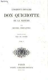 L'ingénieux chevalier Don Quichotte de la Manche: Volume2