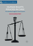 Download Human Rights Policies in Chile Book