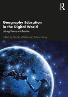 Geography Education in the Digital World PDF