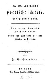Sämmtliche Werke: Poetische Werke ; 15, Band 15