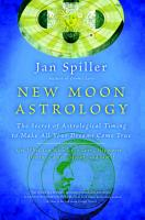 New Moon Astrology PDF