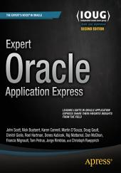 Expert Oracle Application Express: Edition 2