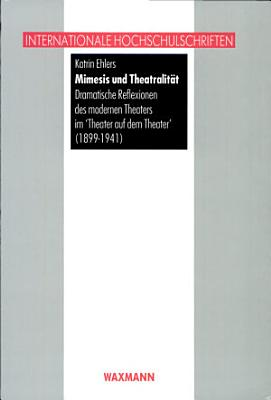 Mimesis und Theatralit  t PDF