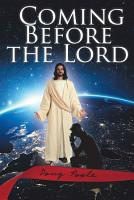 Coming Before the Lord PDF
