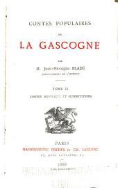 Contes populaires de la Gascogne: Volume20
