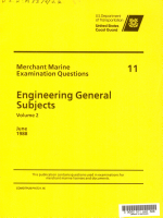 Engineering General Subjects