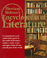 Merriam Webster s Encyclopedia of Literature