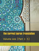 The Correct Quran Translation