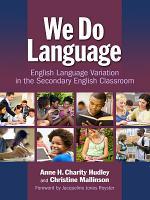 We Do Language