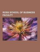 Ross School of Business Faculty PDF
