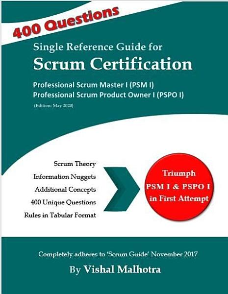 Single Reference Guide for Scrum Certification