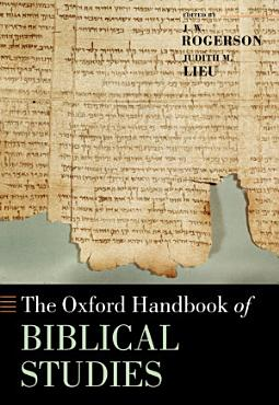 The Oxford Handbook of Biblical Studies PDF