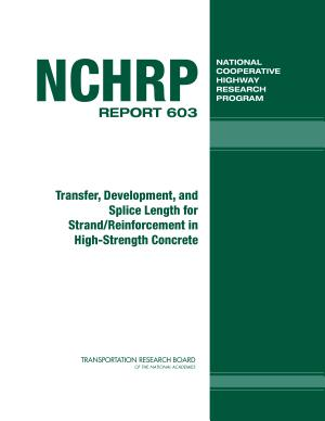 Transfer  Development  and Splice Length for Strand reinforcement in High strength Concrete PDF
