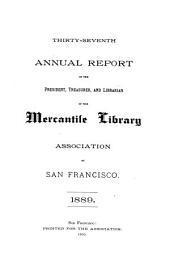 Annual Report: Volume 37
