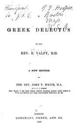 A Greek Delectus