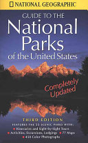 National Geographic Guide To The National Parks Of The United States Book PDF