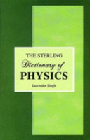 Sterling Dictionary of Physics PDF