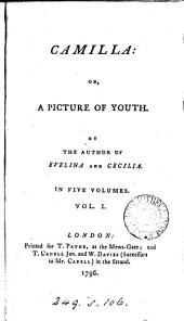 Camilla: or, A picture of youth, by the author of Evelina