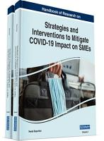 Handbook of Research on Strategies and Interventions to Mitigate COVID 19 Impact on SMEs PDF