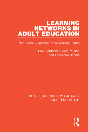 Learning Networks in Adult Education