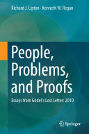 People, Problems, and Proofs