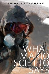 What Mario Scietto Says: A Tor.Com Original