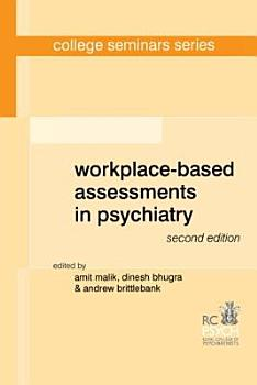 Workplace Based Assessments in Psychiatry PDF