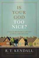 Is Your God Too Nice  PDF