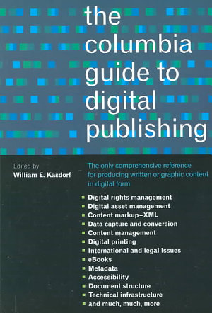 The Columbia Guide to Digital Publishing PDF