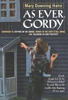 As Ever  Gordy Book