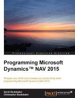 Programming Microsoft Dynamics™ NAV 2015
