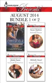 Harlequin Presents August 2014 - Bundle 1 of 2: Billionaire's Secret\Uncovering Her Nine Month Secret\His Forbidden Diamond\Taming the Notorious Sicilian