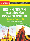 Ugc Net Jrf Set Teaching And Research Aptitude General Paper I